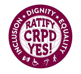 CRPD_Sticker and link to www.disabilitytreaty.org