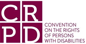 In red text, it says Convention on the Rights of Persons with Disabilities (CRPD)